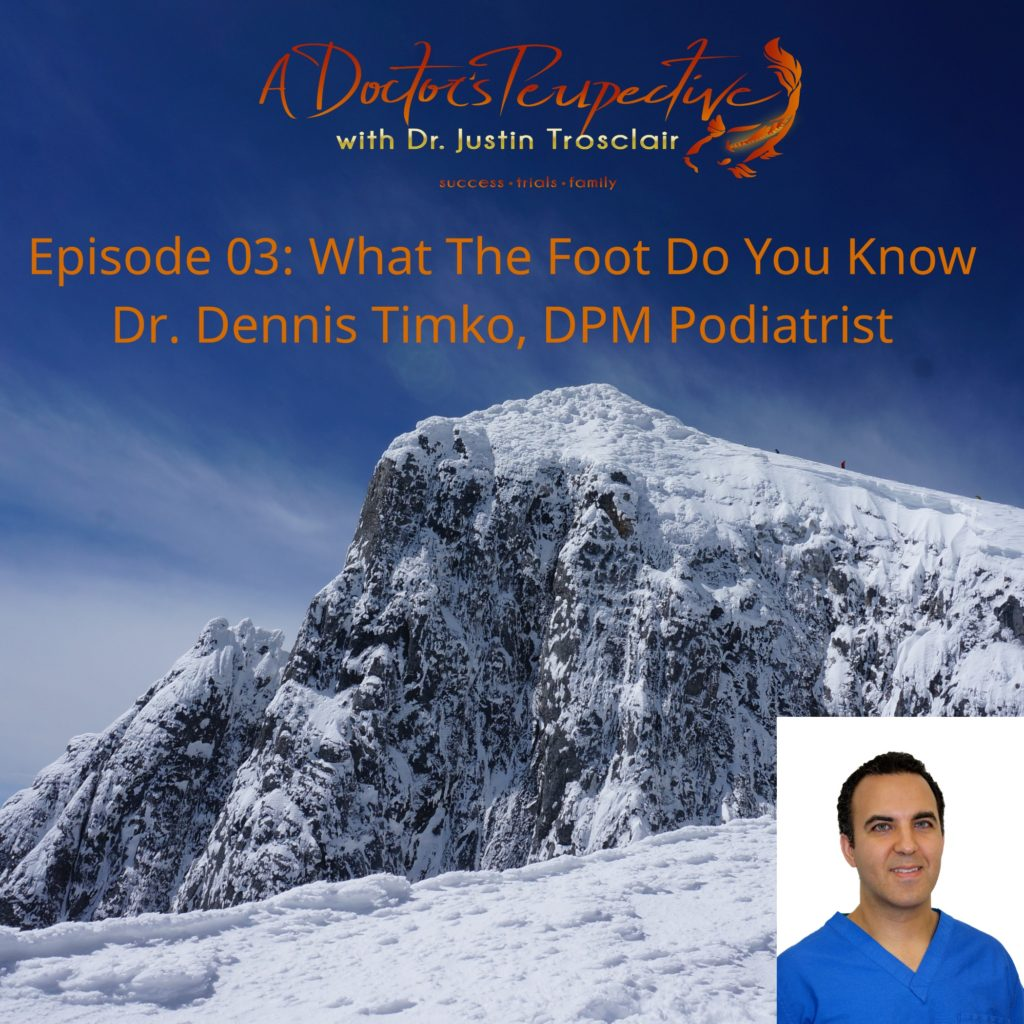 Snow Mountain 17000ft Dr Dennis Timko Podiatrist Ep 03 A Doctors Perspective
