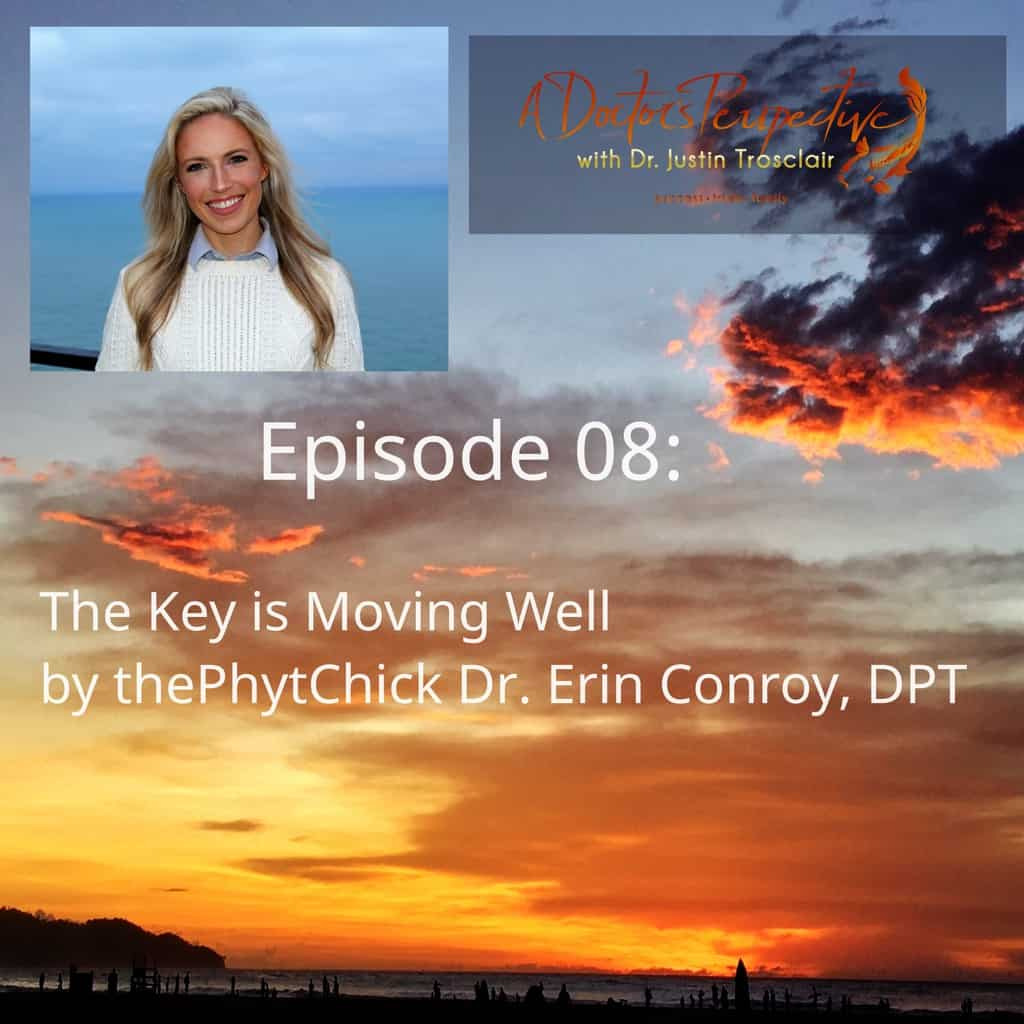 sunset beach kota kinabalu malyasia episode 08 erin conroy dpt thephytchick a doctors perspective podcast host dr justin trosclair