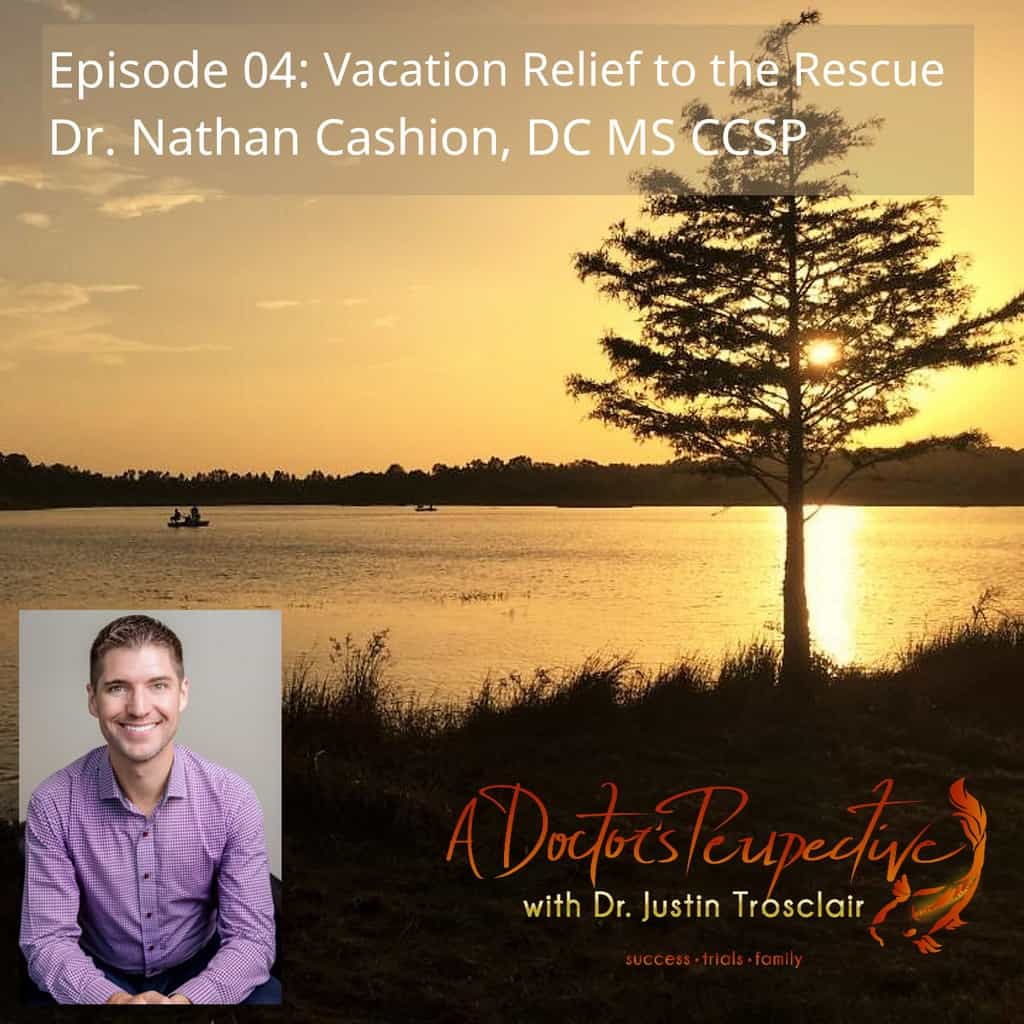 sunset lake fisherman louisiana nathan cashion chiropractor podcaster ep 04 a doctors perspective