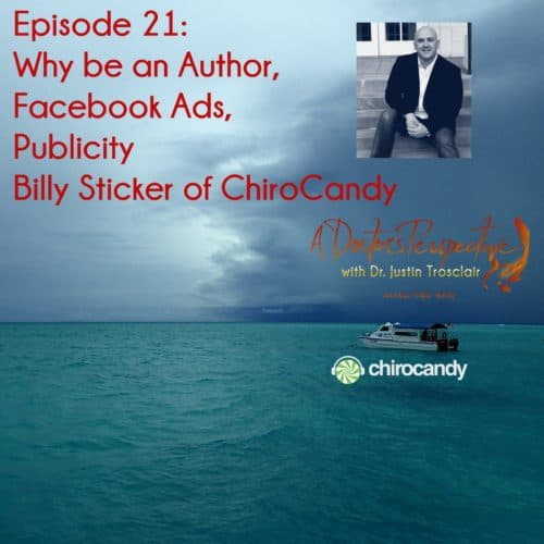 Episode 21: Why be an Author, Facebook Ads, Publicity Billy