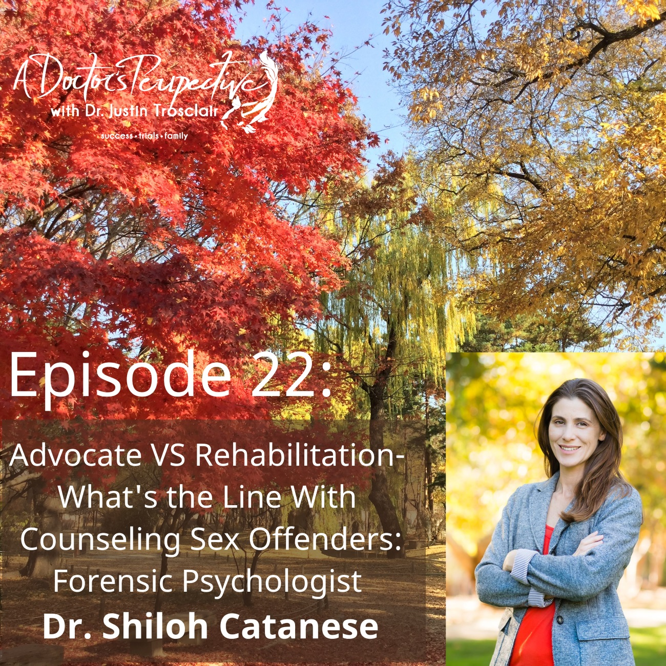 seoul south korea autumn leaves 1 forensic psychologist dr shiloh catanese a doctors perspective podcast 22