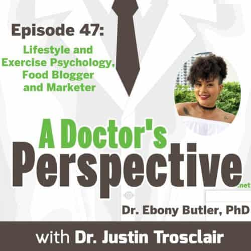 a Doctors Perspective ebony butler phd