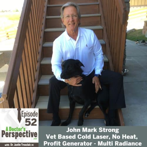 john mark strong cold laser veterinary