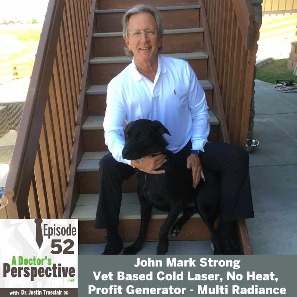 john mark strong cold laser veterinary