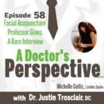 e58 a Doctors Perspective michelle gellis lacmac shownotes 1