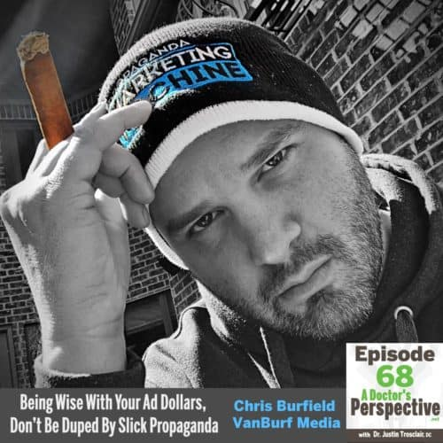 a doctors perspective e68 chris burfield vanburg media