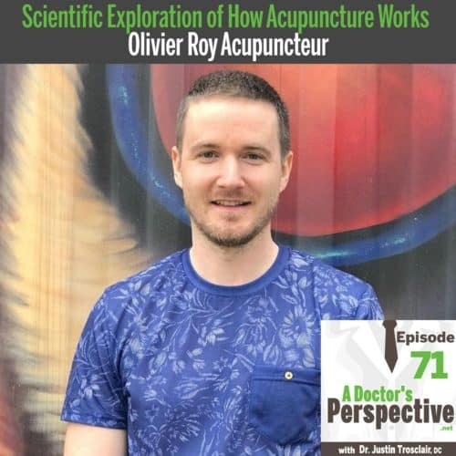 a doctors perspective shownotes e71 olivier roy acupuncture