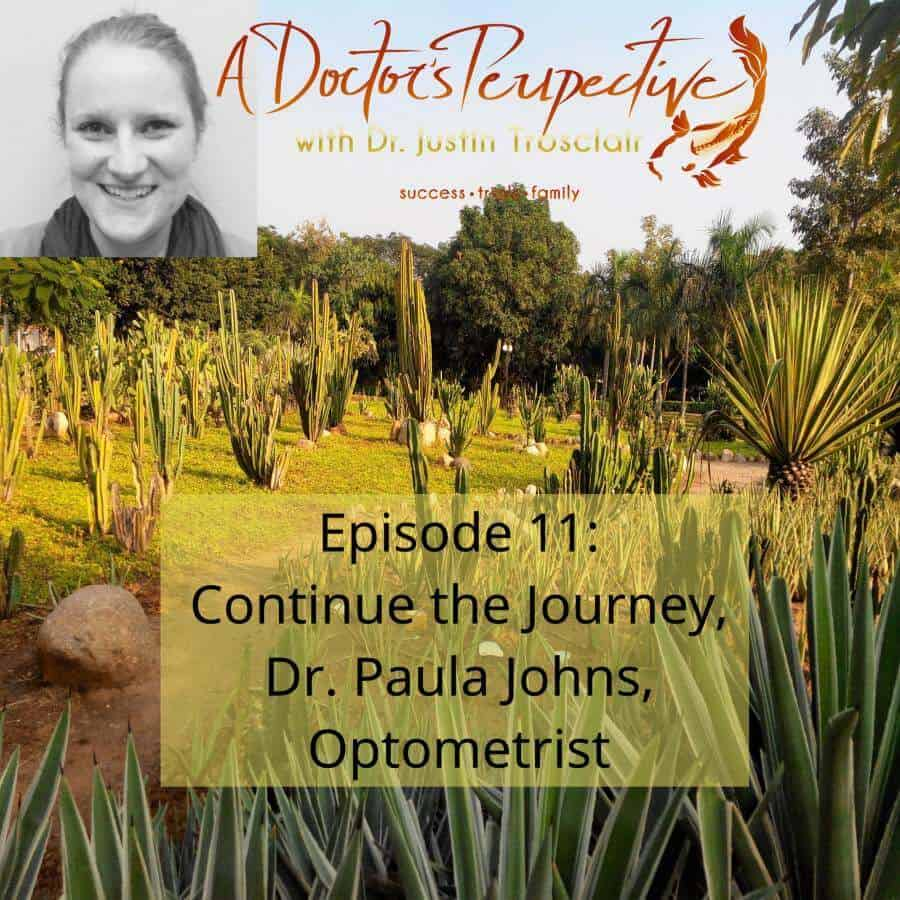 cactus new mexico palm tree Paula Johns Optometrist a Doctors Perspective host Dr Justin Trosclair 2