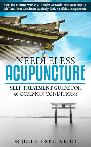 no needle acupuncture do it at home book