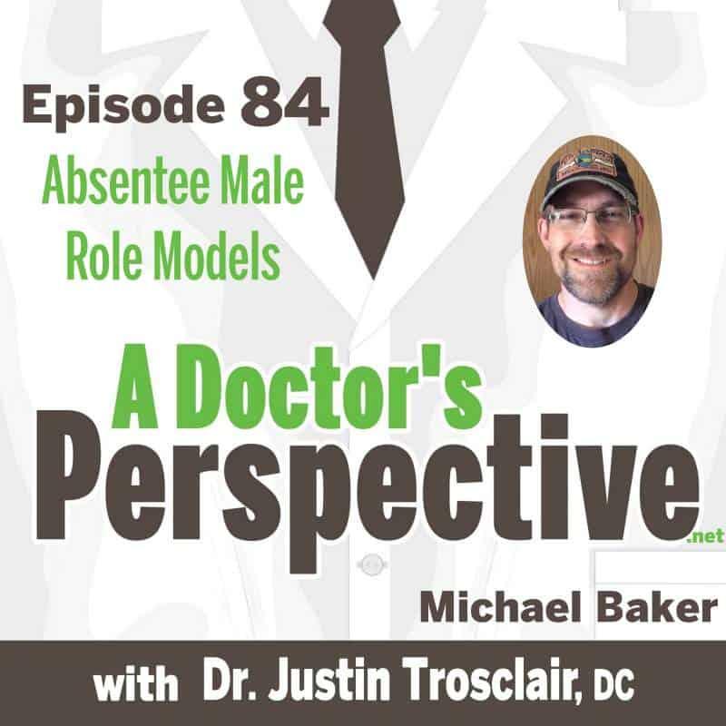 e 84 a Doctors Perspective labcoat shownotes michael baker sedated man sm