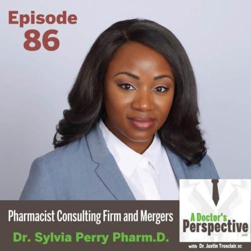 e86 a doctors perspective podcast pharmacist dr sylvia perry fb