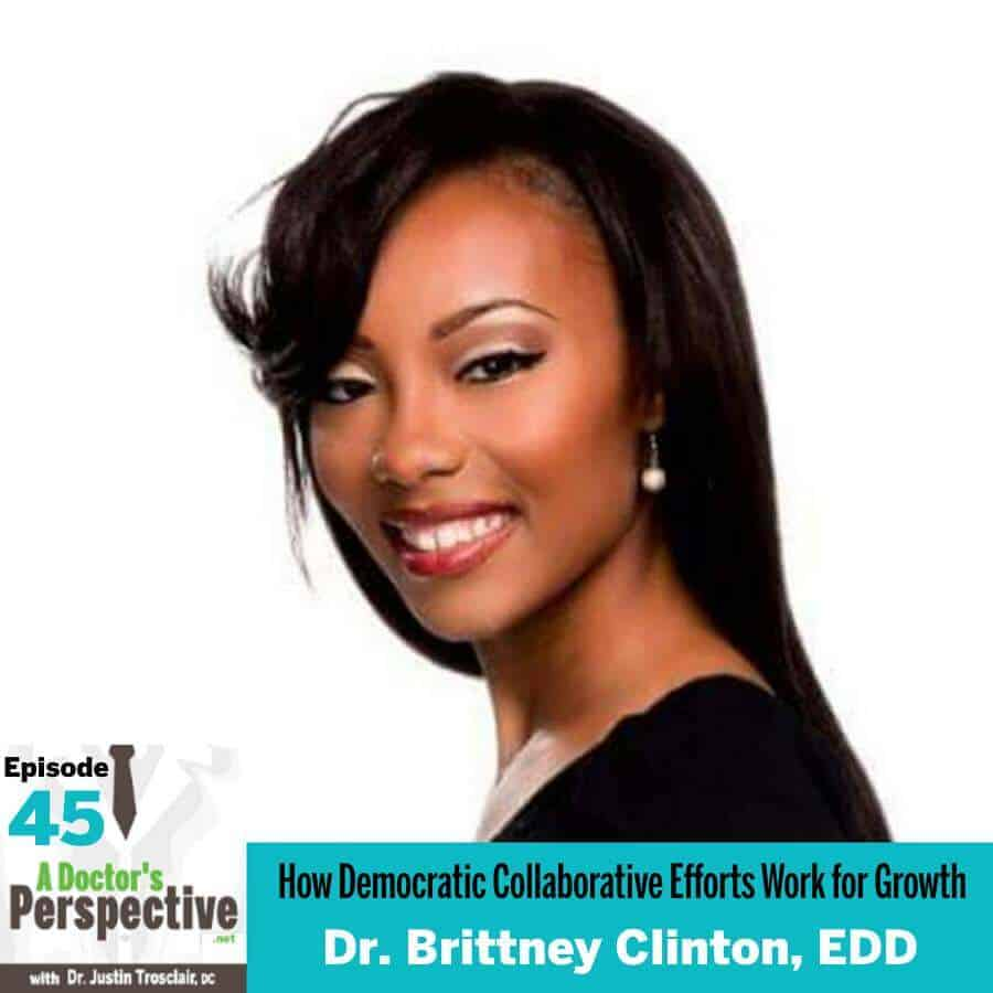 45 a Doctors Perspective Podcast dr brittney clinton coal