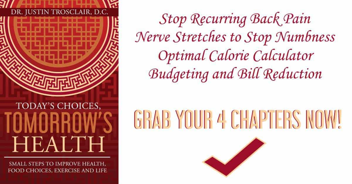 todays choices tomorrows health 4 chapters preview budget, exercise, calorie counting, stretches
