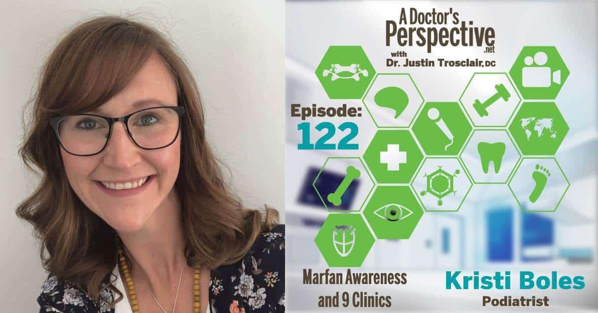 a doctors perspective e 112 kristi boles podiatrist au marfan fb
