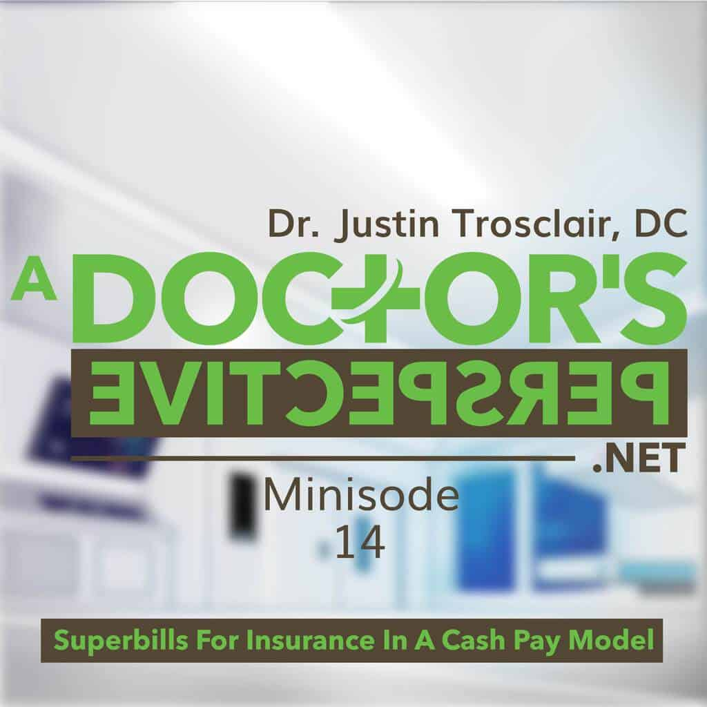 M 14 Superbills For Insurance In A Cash Pay Model | A
