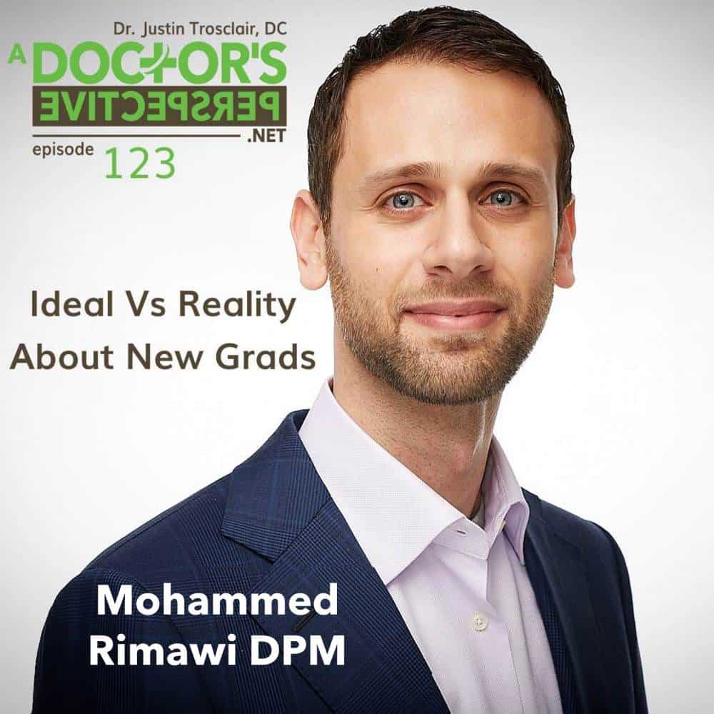a doctors perspective e 123 mohammed rimawi dpm