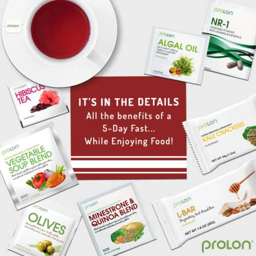 prolon fasting mimicking diet 5 day fast