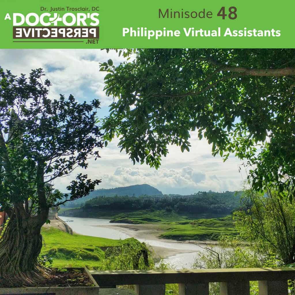 a doctors perspective minisode 48 justin trosclair philippine vava