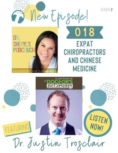 expat cultural observational health trends from china