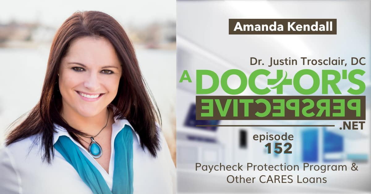 a doctors perspective 152 cares PPP amanda kendall