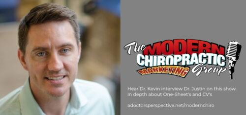 kevin christie modern chiropractic one sheet referral testimonial cv