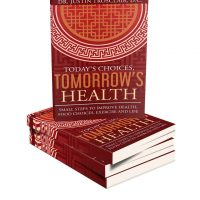 todays choices tomorrows health 3d book stack